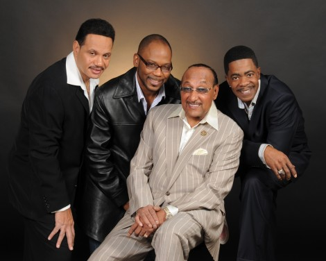 Picture of the Four Tops current members.