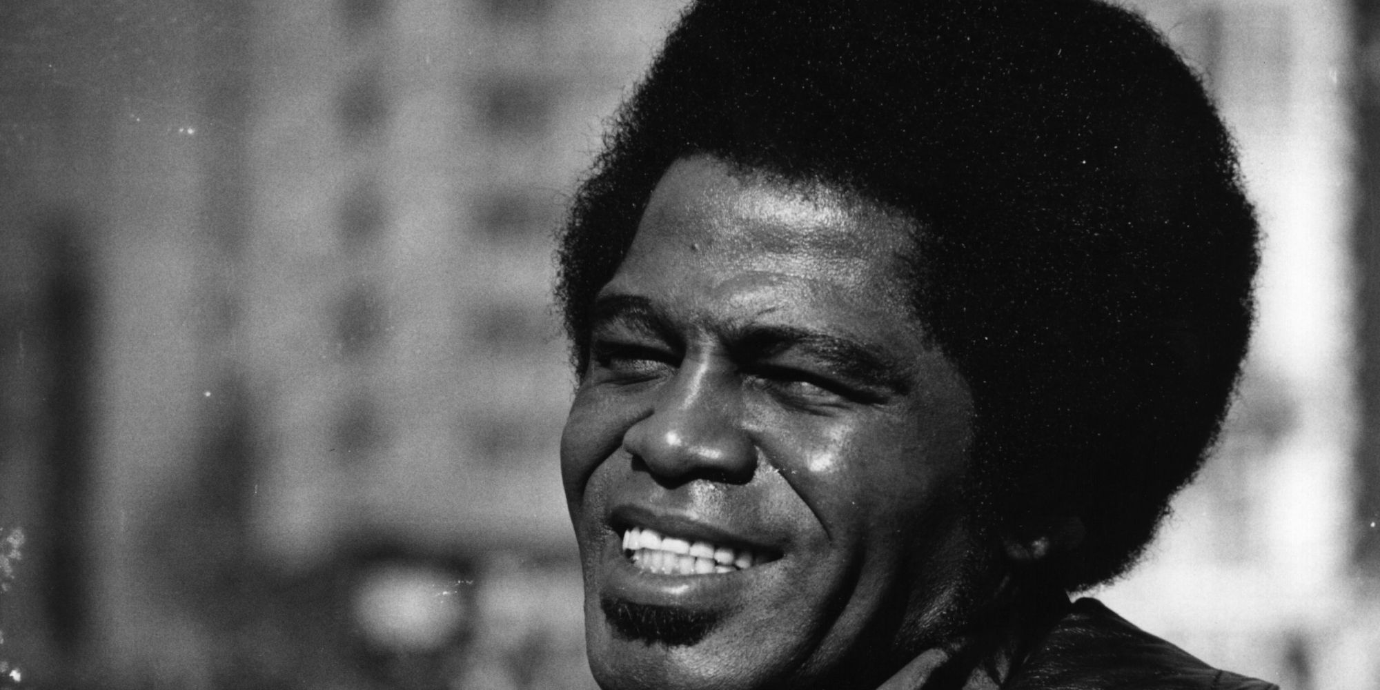10th March 1971: Legendary soul-funk singer, songwriter James Brown. (Photo by Evening Standard/Getty Images)