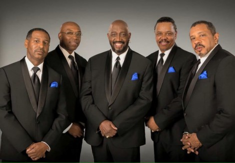 A picture of The Temptations.
