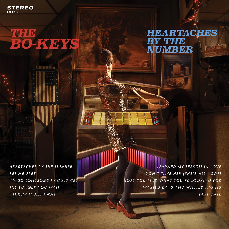 Bo-Keys Heartaches OV-172