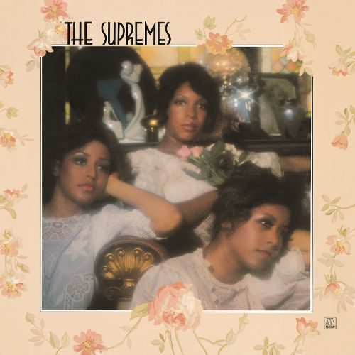 The Supremes's self-titled album from 1975.