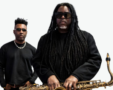 Courtney Pine and Omar.