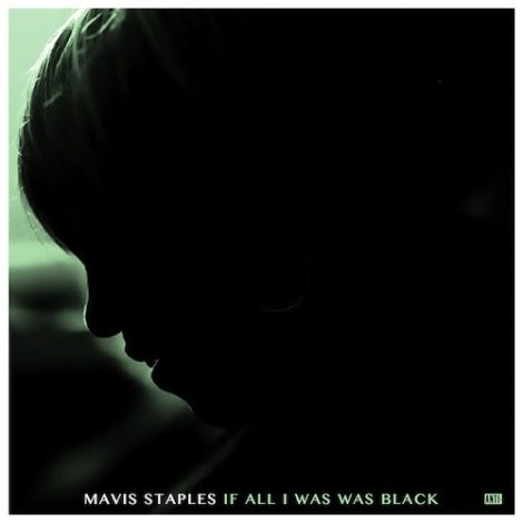 The album cover to 'If All I Was Was Black'.