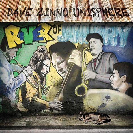 Dave Zinno Unisphere, River of January album.