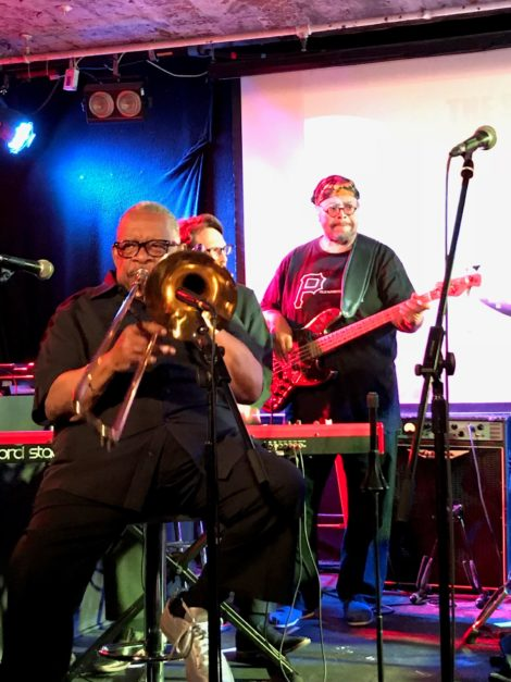 Fred Wesley & The New J.B's in Peckham.