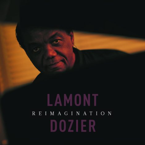 A picture of Lamont Dozier's new album, Reimagination.