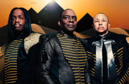 Picture of Earth, Wind & Fire