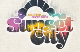 Picture of Soulpersona Starring Princess Fressia: Sunset City.