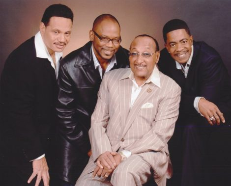 Picture of the Four Tops.