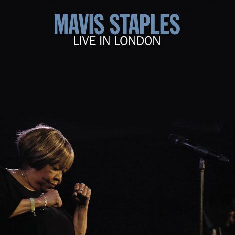 Picture of the Mavis Staples album Live In London